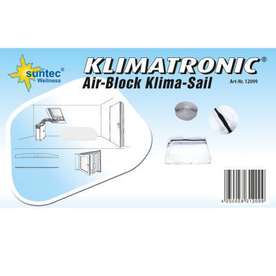 air block klima sail klimaanlage und heizung zu hause. Black Bedroom Furniture Sets. Home Design Ideas