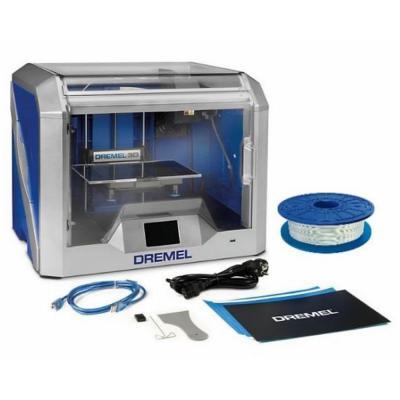 dremel 3d40 idea builder 3d drucker printer mit filament touchscreen neu. Black Bedroom Furniture Sets. Home Design Ideas