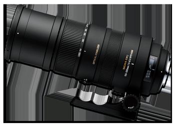 SIGMA 150-500mm F5,0-6,3 DG OS HSM Objektiv